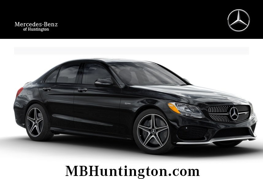 New 2019 Mercedes-Benz C-Class C 43 AMG® 4D Sedan in #19126